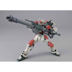 Gundam Seed MASTER GRADE : GAT-X103 Buster Gundam