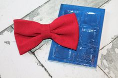 Doctor Who Birthday Party Favors!  New stock added!  Bowties and Tardis Journals!  1 of each!