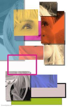 hair salon spa photography  downloadable flyer