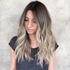Ash bronde sombre ✨ #babylights #hairpainting #sombre #ashblonde #beigeblonde #prettyhair #hairinspo #hairbybrittanyy