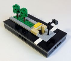 Littlebrick: Subway Entrance