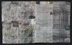 'Map Without Words': 2011: David Kaye Gallery: Dorothy Caldwell