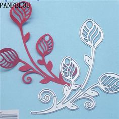 PANFELOU Flower basket bird metal crafts
