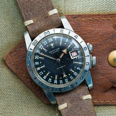 Vintage Military Watches, Style And Grace, Omega Watch, Watches For Men, Accessories, Instagram, Classic, Wisteria Tree, Derby