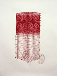 Michael DeLucia - Grocery Cart no.3 (2008) / http://michaeldelucia.com