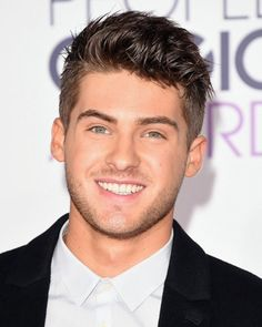 Cody Christian attending the People's Choice Awards 2016 at Microsoft Theater on January 6, 2016 in Los Angeles, California.