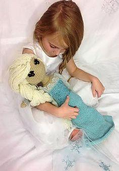 Ravelry: Elsa Frozen Crochet Pattern pattern by SarahBeth $4.99
