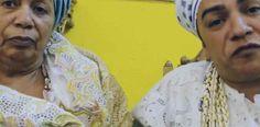 Dois sacerdotes de #Candomblé foram vítimas de intolerância religiosa por parte de funcionários da companhia aérea Gol e seguranças e policiais federais do aeroporto de Congonhas, São Paulo  Mãe Carmen de Oxum e Pai Karlito de Oxumarê são impedidos de embarcar em voo da Gol | Combate Racismo Ambiental