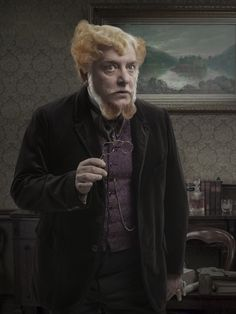 """Simon Russell Beale as Ferdinand Lyle """"Penny Dreadful"""" Penny Dreadful Season 2, Penny Dreadful Tv Series, Timothy Dalton Penny Dreadful, Penny Dreadful Characters, Penny Dreadful Ethan, Vanessa Ives, Simon Russell Beale, Ethan Chandler, Penny Dreadfull"""