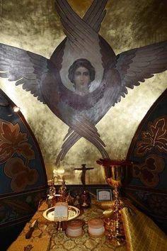 Archangels, Photo, Painting, Angels And Demons, Art, Catholic Art, Angel Art, Sacred Art, Angel Painting