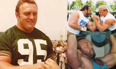 Kaz Inducted into the WSM Hall of Fame http://www.theworldsstrongestman.com/bill-kazmaier-becomes-the-4th-hall-of-fame-member/?utm_content=buffer971f6&utm_medium=social&utm_source=pinterest.com&utm_campaign=buffer #strongman