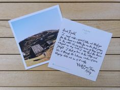 When is the last time you wrote a thank you note? Join us and make it a habit! → gramr.us