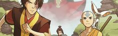 """This weekend at the American Library Association, Dark Horse announced Yang and Gurihiru will return for a second """"Avatar: The Last Airbender"""" graphic novel series called """"The Search,"""" which explores the biggest unsolved mystery in """"Avatar"""" lore: what happened to Prince Zuko's mother?"""