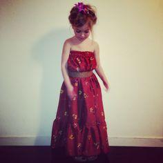#labandaglina #dress #skirt #frida
