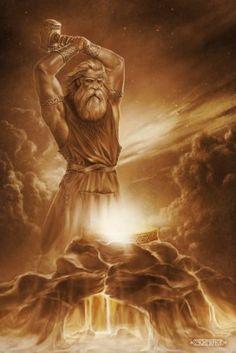Swaróg – bóg słońca, ognia i kowalstwa   (ARTYKUŁ)