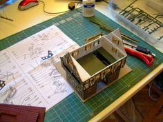 Construcción casas de Vollmer, ref.: 3683.
