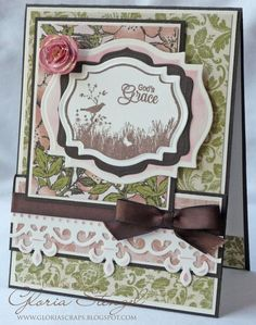 Spring is in the air with these @Gloria Stengel beauties! #graphic45 #cards