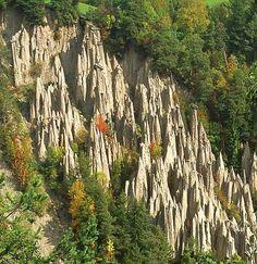 Foto Piramidi di Segonzano