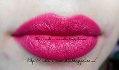 mela e cannella: Farmasi True Color Lipstick 11 - Carnival