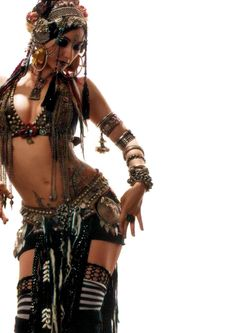 61 Trendy Ideas For Tribal Belly Dancing Costumes Goddesses Rachel Brice Rachel Brice, Tribal Fusion, Fashion Fantasy, K Fashion, Belly Dancing Classes, Ethno Style, Tribal Belly Dance, Argentine Tango, Mädchen In Bikinis