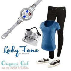 Support your favorite NFL team with an Origami Owl Living Locket! Build yours today at www.madisonandmommy.origamiowl.com