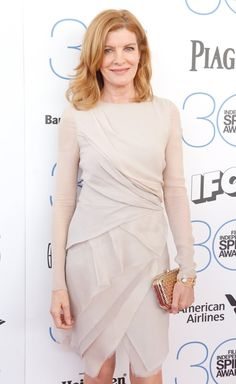 Pin for Later: Celebrity Duos Bring Electric Energy to the Spirit Awards Pink Carpet Rene Russo