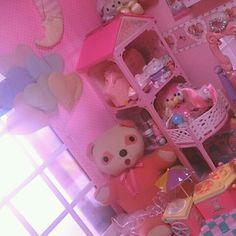 ☆ファンシーウォールデコ☆|☆姫なぁなのお部屋☆