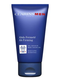 Clarins Ab Firming Body Toning Gel For Men 150ml Firming formula combines three exceptional active ingredients, Caffeine, Adiposlim which encourages the release of excess fats, and Bocoa or ironwood from the the forests of Guyana to boost collagen p http://www.MightGet.com/march-2017-1/clarins-ab-firming-body-toning-gel-for-men-150ml.asp
