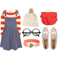 Wheres Waldo? by michlouisa on Polyvore