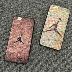 学生向け アイフォン8/7ケース ジョーダン 運動風 IPhone7/6/6s Plusブランドカバー ペア Jordan アイフォン6/6sジャケットケース カッコイイ カップル