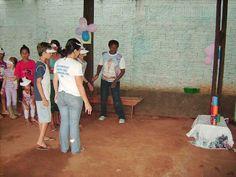 UNIÃO ESPÍRITA ANDRÉ LUIZ - CAMPO GRANDE/MS: Evangelização Nova Lima