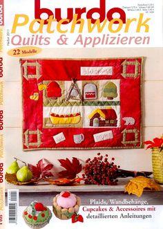 Burda Patchwork 2011 / Fall