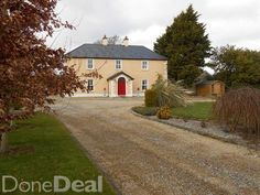 Large Period Residence on 7 acres