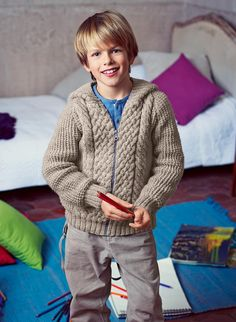 These new Bergere de France designs are practically perfect in every way - contemporary knitting patterns, rooted in a traditional and timeless style. Ther