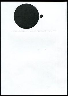 designed by henrik nygren from stockholm, sweden, for atmosfär produktion