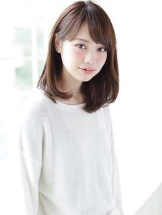 HOULe【根岸宏幸】大人かわいいナチュラルミディ☆