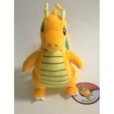 Pokemon Center 2013 Dragonite Plush Toy