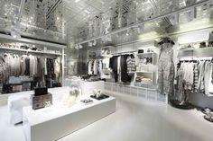 Upscale Galleria Boutiques : Dior Mexico City