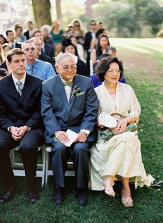 Honoring Your Parents: A Wedding Homage | Green Bride Guide