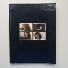 The Beatles Get Back Book Softcover 1969 Ethan A Russell Photos First Edition