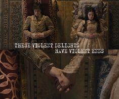 Romeo and Juliet (Romeu e Julieta) 2013 - Hailee Steinfeld - Douglas Booth - William Shakespeare Quotes
