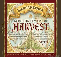 Sierra Nevada - Northern Hemisphere Harvest Ale 2013