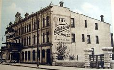Circa 1930 ~ Empress Hotel Peterborough Ontario, G Adventures, Places Of Interest, Childhood Memories, Canada, City, Awesome, Bloom, Pictures