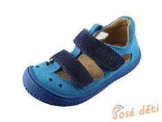 Filii Barefoot - sandály Turquoise/Ocean Klett M