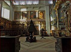 Mosteiro de São Martinho de Tibães