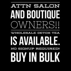Do u own a hair salon? Nail salon? Barber shop? Massage therapy studio? Here's a way to add additional income to your business, especially during your slow seasons. Message me 267-719-3555 #wealthconnect #blingagain #dreamagain #writeyourowncheck #jointhemovement #healthyiswealthy #leaders #prosperitynow #massiveaction #makemoneyinyoursleep #skinntea #6figureincomeearners #wewinning #motivation #positionyourself #iasotea #bethechange #liveagain #barbershop #newyearresolution #drinkmoretea…