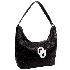 Oklahoma Sooners Quilted Hobo