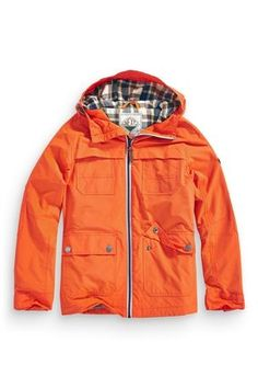 Next Orange Anorak (3-16yrs)