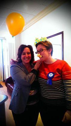 Joyeux anniversaire à notre Stratège Médias, Vicky Gagnon !