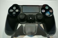 Sony Shows Off PS4 Controller, Eye Accessory - IGN